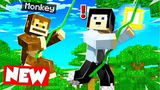New JUMANJI Challenge in Minecraft! (Jungle Royale)