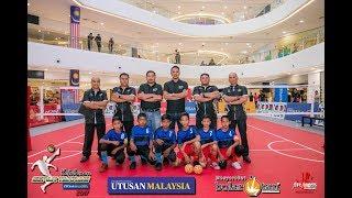 Kejohanan Sepak Takraw Utusan 2017 - Bawah 12 Tahun (PLN A Vs PLN B)