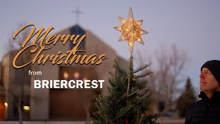 Merry Christmas from Briercrest 2020