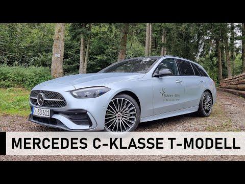 Die NEUE 2021 Mercedes-Benz C-Klasse: Der Kombi im Test! - Review, Fahrbericht, Test