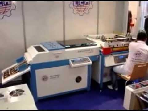 impresoras serigraficas automaticas
