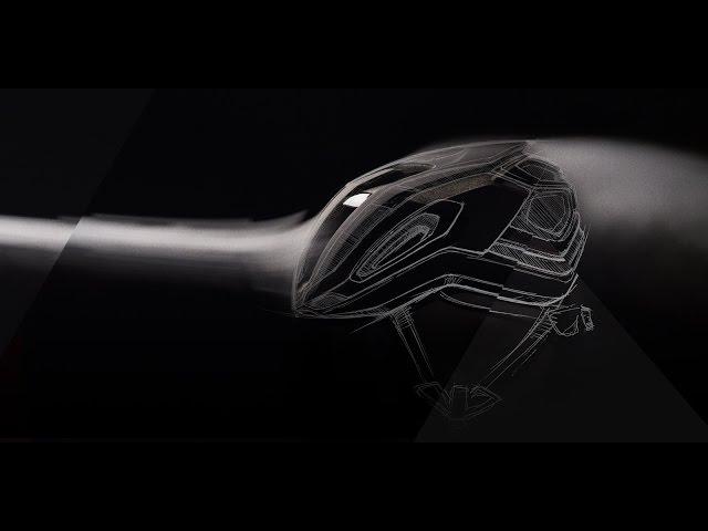 Видео Шлем Scott Centric Plus бело-синий