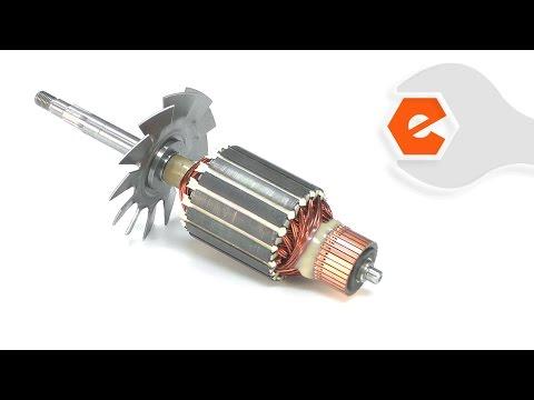 Skilsaw Repair - Replacing the Armature (Skil Part # 2610931895)