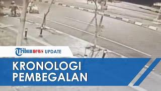 Kronologi Lengkap Viral Pembegalan Pesepeda di Panglima Polim, Polisi: Perut Korban Disabet Celurit