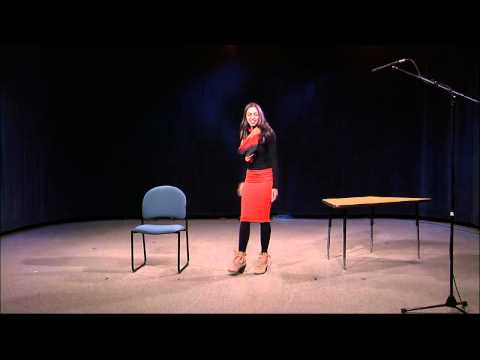 Comedic Female Monologue