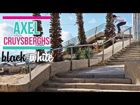 Axel Cruysberghs Skateboarding Crusher!