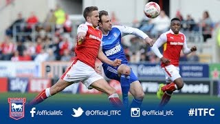 YOUTUBE | Relive the key incidents from a frustrating afternoon for itfc against Rotherham