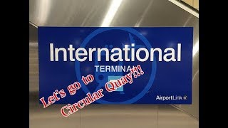 Sydney International Airport Station, Sydney