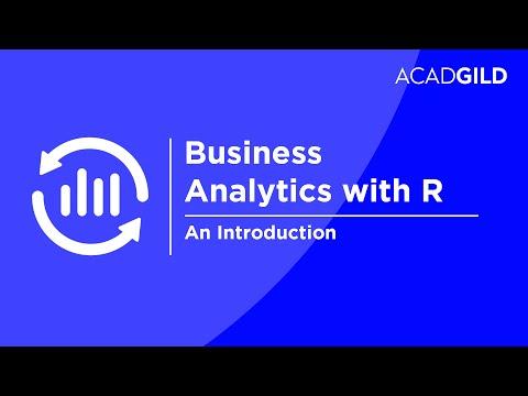 Business Analytics for Beginners   Business Analytics Training Video