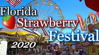 Florida Strawberry Festival 2020  🍓🍓🍓