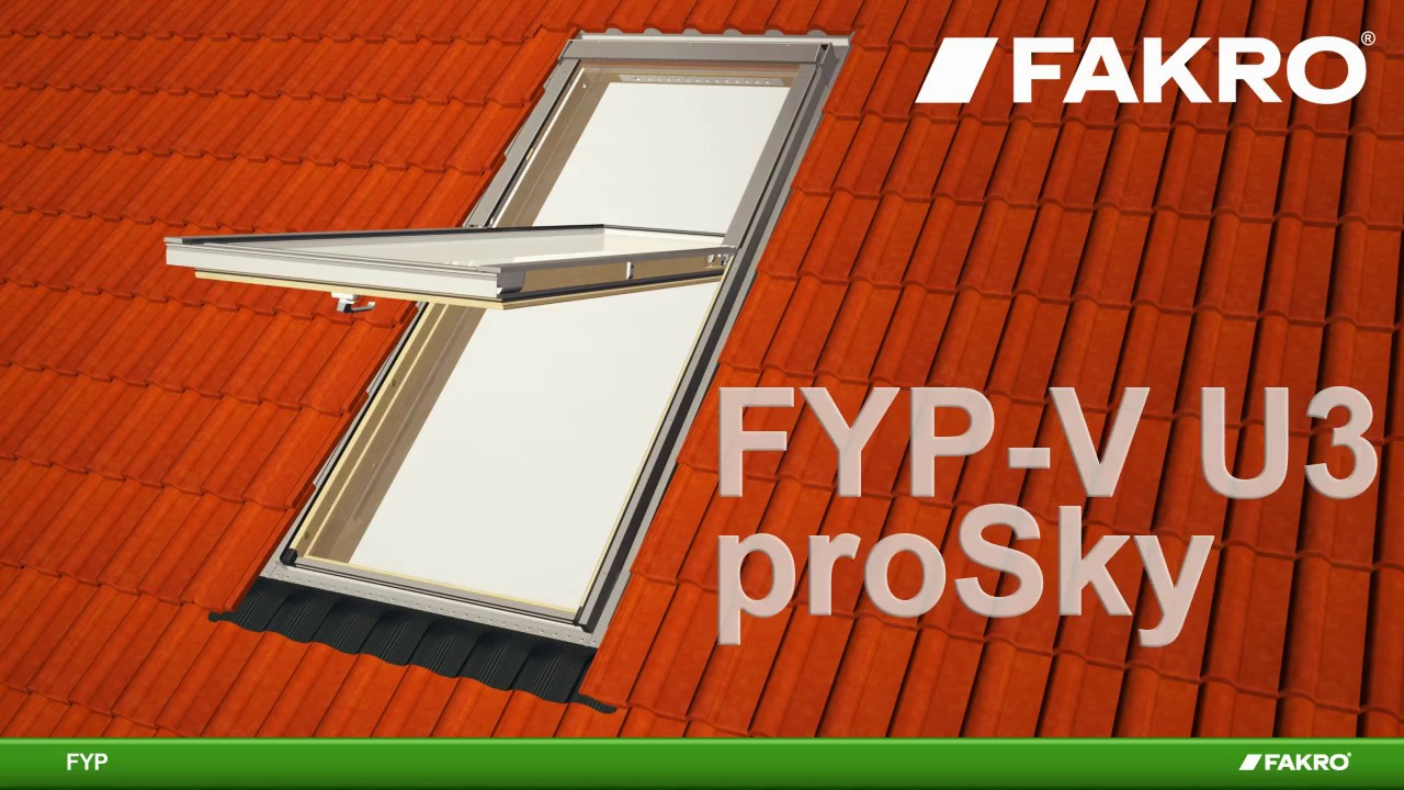 ProSky Roof Window Installation - Fakro