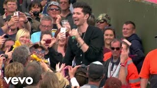 The Script, You Won't Feel a Thing (Summer Six -- Live)