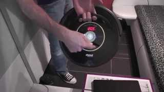 Irobot Roomba 650 Test - Praxistest mit diversem Dreck