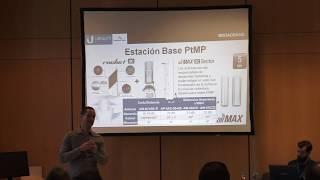 Soluciones WISP, Switching, Routing y Videovigilancia IP de Ubiquiti - Net Days ASLAN 2017