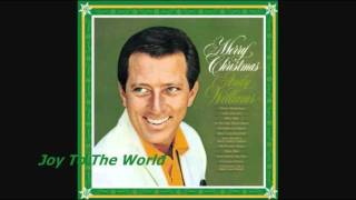 ANDY WILLIAMS - JOY TO THE WORLD 1974
