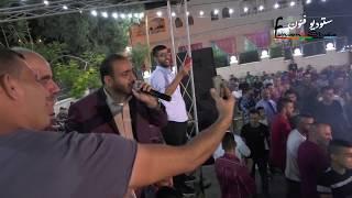 دحية شقبا نار من حفل العريس محمد كامل شلش الفنان جهاد الجيوسي شقبا 2018 ستوديو فنون