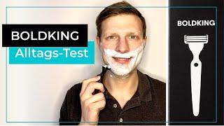 Boldking im Test [2021] - Lohnt sich der Billigrasierer?
