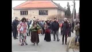 preview picture of video 'Bořanovský masopust 2015'