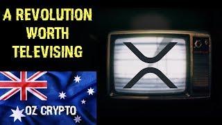 XRP A Revolution Worth Televising