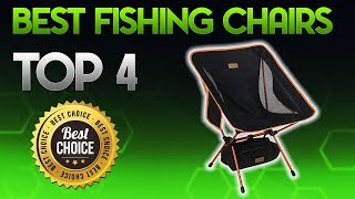 Best Fishing Chairs 2019 - Fishing Chair Review