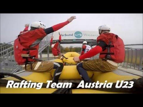 Rafting Team Austria U23 Promo Video