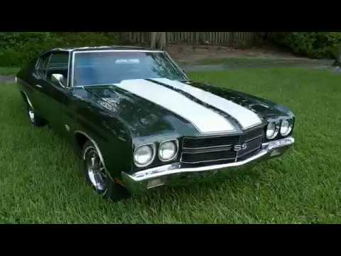 1970 Chevrolet Chevelle SS for Sale - CC-994704