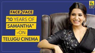 Samantha Interview With Hemanth Kumar   Face 2 Face