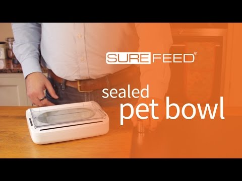 Getting started with the Sealed Pet Bowl