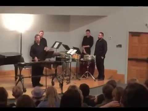 Folk Dance for Percussion Ensemble - Godwin Sadoh