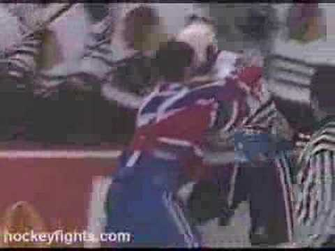 Chris Murray vs. Jim Cummins