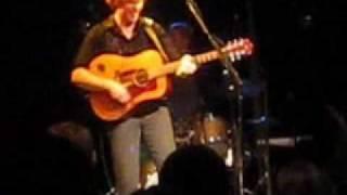 Josh Ritter Performing Long Shadows