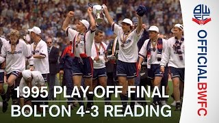 ON THIS DAY 1995 Bolton Wanderers defeated Reading 43 AET in the