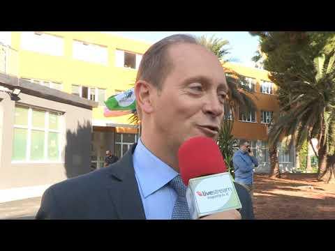 INAUGURATE AD ANDORA LE SCUOLE DI VIA CAVOUR, RISTRUTTURATE IN TEMPO RECORD