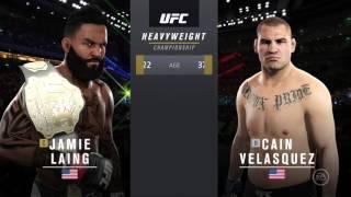 Black Mamba in UFC