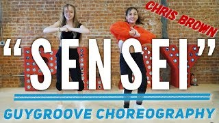 """Sensei""| @chrisbrownofficial | @GuyGroove Choreography"