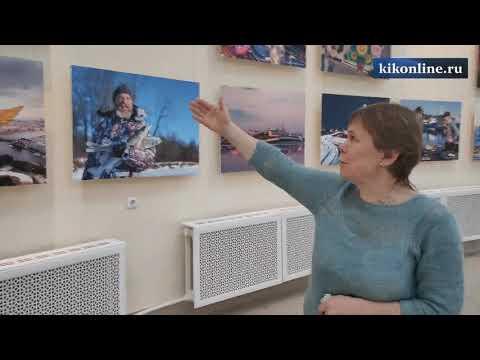 """Фотовыставка """"Россия. Полет через века"""" в Кургане"""
