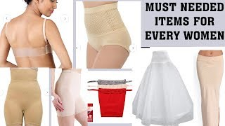 With Hoop CANCAN 2in1,SAREE SHAPER,BODY SHAPER,TUMMY TUCKER,BRA FOR ALL TYPE OF DRESS,MAGIC CAMI