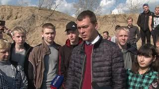 Михаил Дегтярев проверил готовность властей к прохожден...