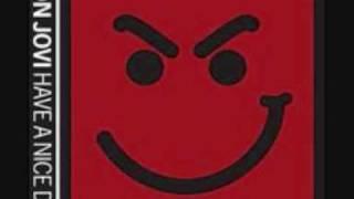 Bon Jovi - Dirty Little Secret