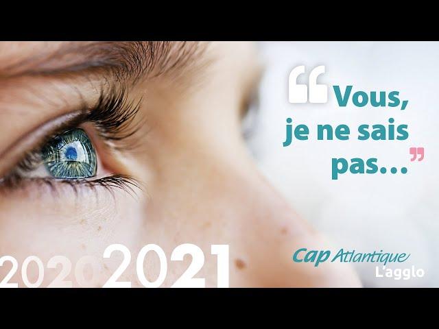 Vœux de Cap Atlantique 2021