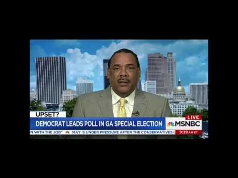 Bruce Levell   MSNBC TV News 6 11 2017 MSNBC Live