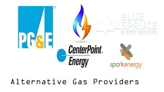 3rd Party Natural Gas Suppliers - What's Up With That?