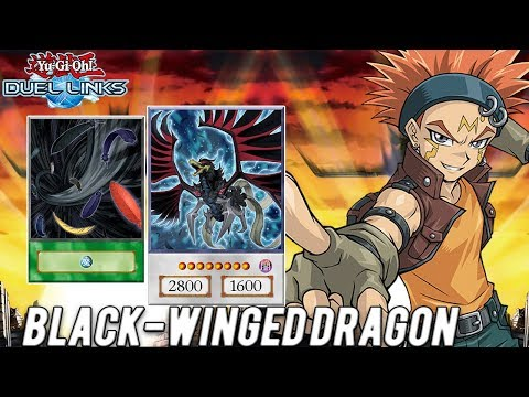 Yugioh Duel Links - Vortex The Whirlwind + Blackwing Deck - смотреть