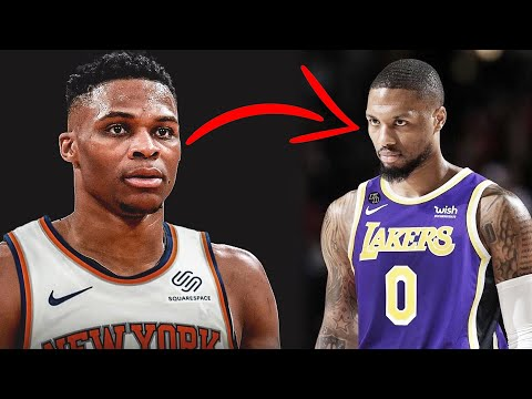 7 NBA Stars That are About to Be Traded in the 2020 Offseason
