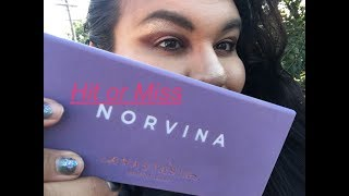 Norvina ABH Tutorial for the first time!!!