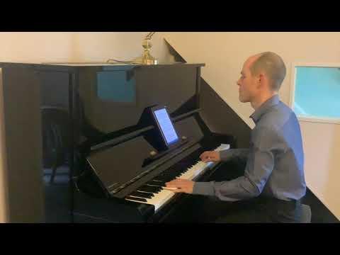 Joe the Pianist Video