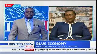 Business Today Interview: Blue economy