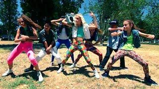 JAMES BROWN - GET ON UP Dance Video | Directed by @MattSteffanina