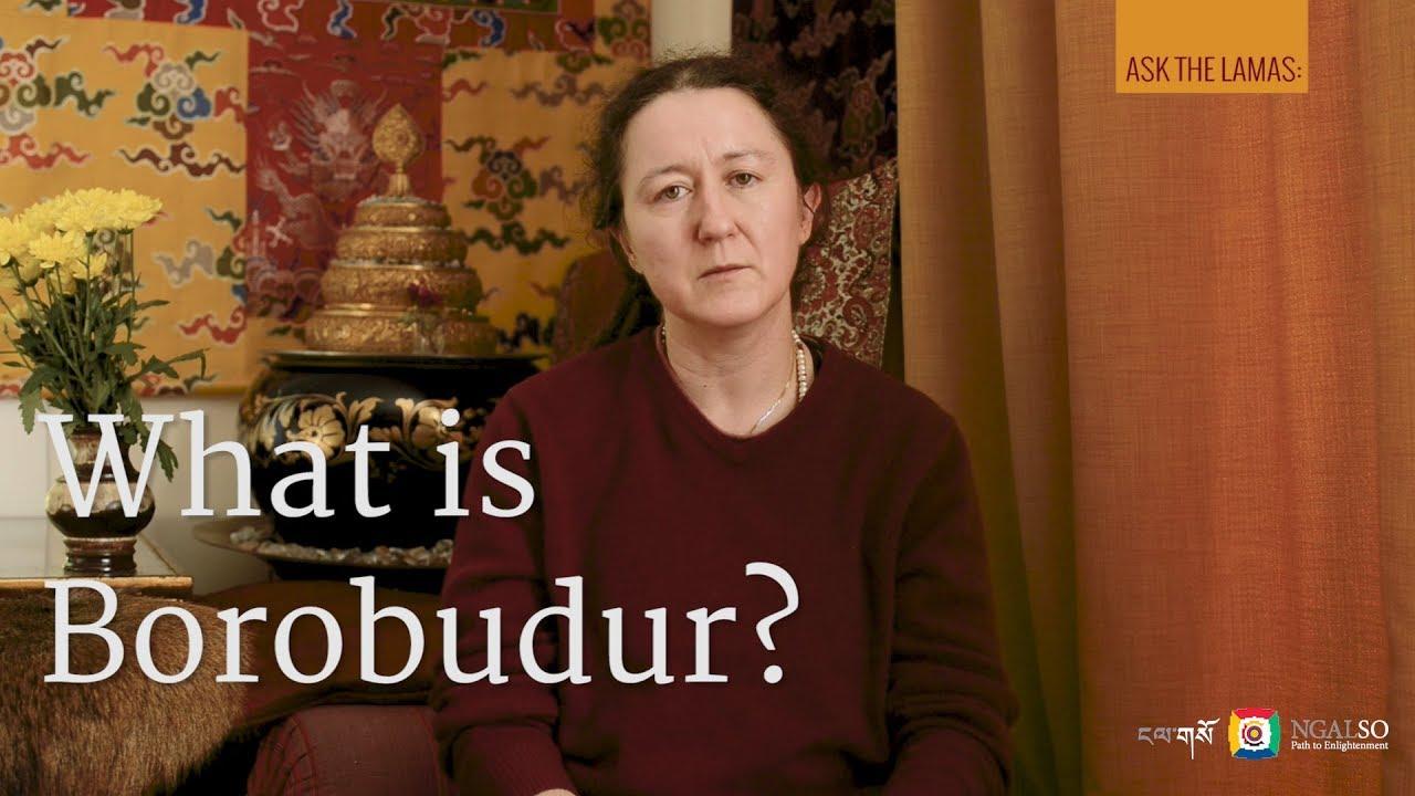 What is Borobudur?