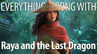 Everything Wrong With Raya and the Last Dragon In 19 Minutes Or Less